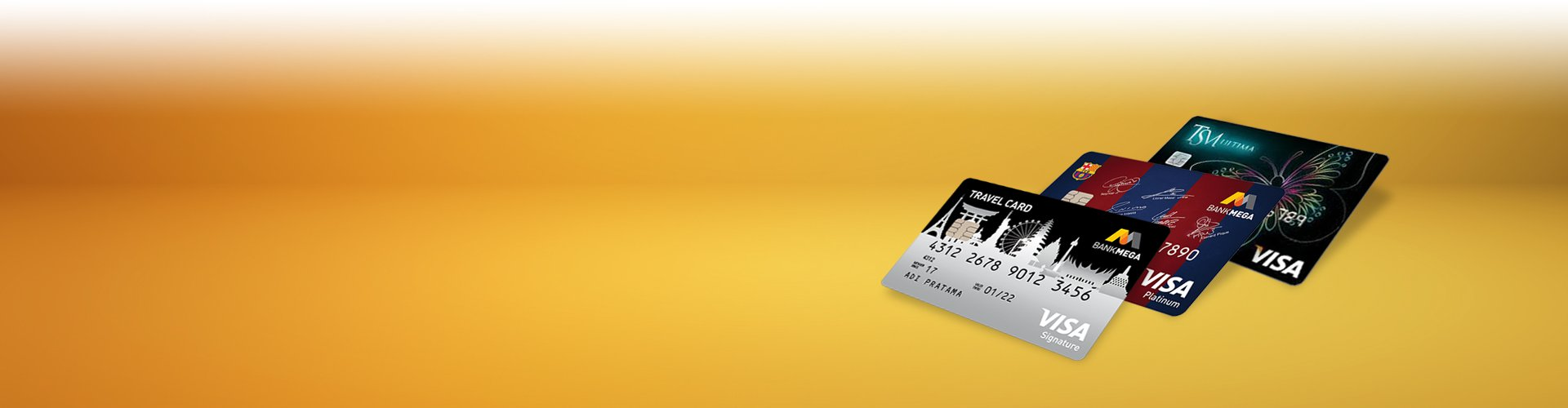 Mega Credit Card